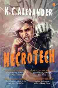 Necrotech by K.C. Alexander