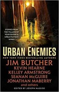 Urban Enemies by Joseph Nassise