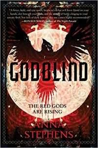 Godblind by Anna Stephens